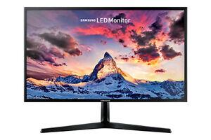 """Samsung Monitor S24F356FHU LED-Display 59,94 cm (24"""") schwarz HDMI 1080p"""