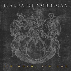 """L'ALBA DI MORRIGAN """"I'm Gold, I'm God"""" digiCD - Post Metal / Gothic / Doom"""