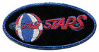 "1970-75 UTAH STARS ABA BASKETBALL HARDWOOD CLASSICS 4"" TEAM LOGO PATCH"