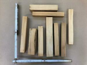 Buchsbaum-Boxwood-Reste-Leftover-Tonholz-Tonewood-Drechseln