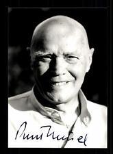 Kurt Meisel Foto Original Signiert ## BC 78265