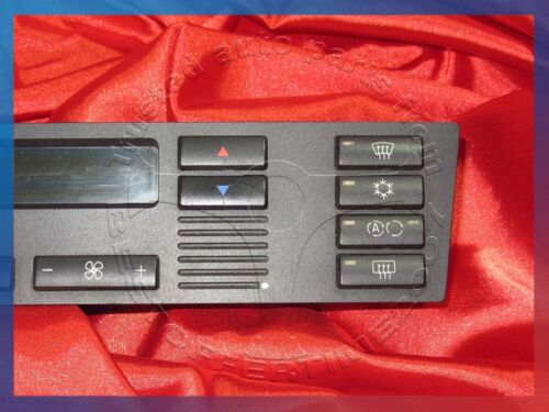 BMW E39 5/'s AC AIR CONDITIONING HEATER CLIMATE CONTROL REST BUTTON Klima 8391186