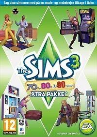 Pc & mac jeu les sims 3 Add on 70er, 80er & 90er-Accessoires élargissement NEUF
