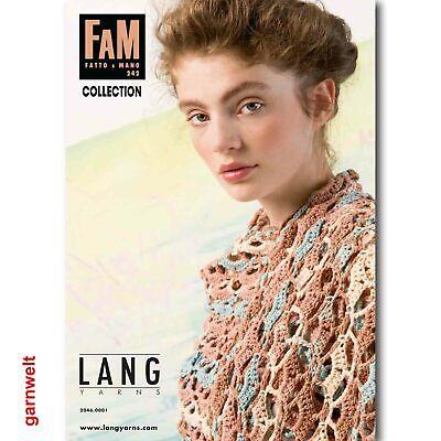 Lang Yarns Fatto a Mano FAM 250 Layette Strickheft mit Strickanleitungen
