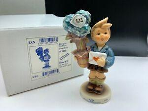 Hummel-Figurine-539-One-Good-Message-4-1-2in-1-Choice-With-Top-Condition