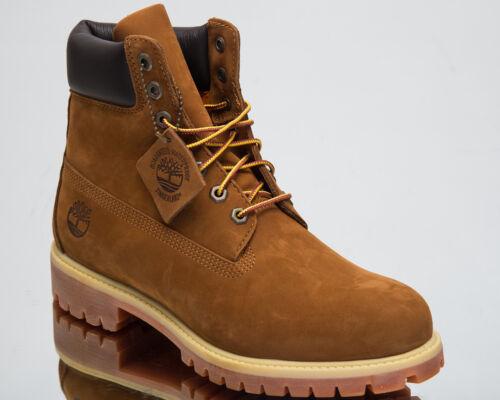 vida Marrón hombres de Premium de Timberland Inch impermeables estilo Nuevo 72066 6 Botas para Zapatos PSxz7Yq