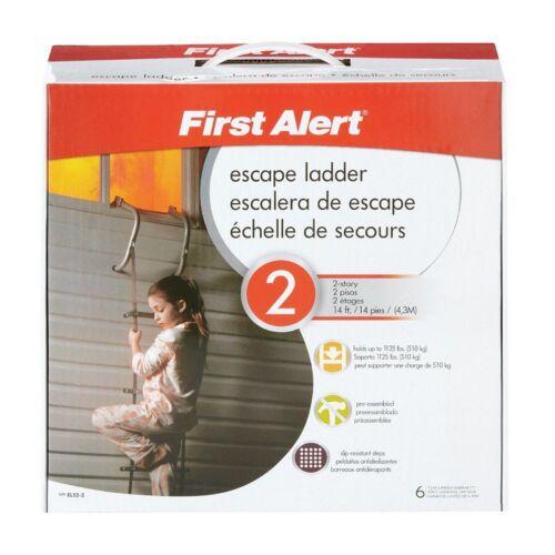 14/' First Alert EL52-2 Fire Escape Ladder