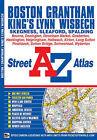 Boston Street Atlas by Geographers' A-Z Map Company (Paperback, 2013)