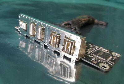 630-9615 EEE:32Z Apple Front Panel Board //f Mac Pro E09//M10//M12 A1289 EMC2314