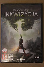 Dragon Age: Inkwizycja (PC) Polish New Sealed Polska