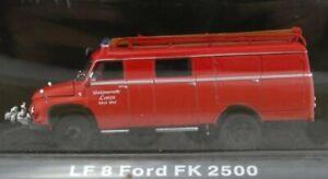 FORD LF 8 / FK 2500 - Firetruck - Atlas 1:72