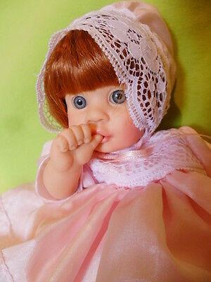 Künstlerpuppe Puppe doll  JULIA  Pauline Bjonness-Jacobsen Vinyl 22cm