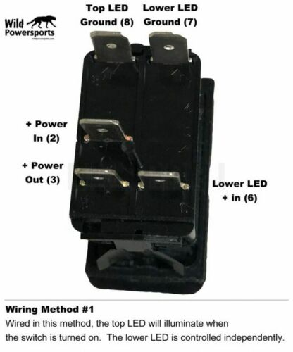 Can-AM Maverick X3 Dome Light Switch Also for Commander and Defender OEM