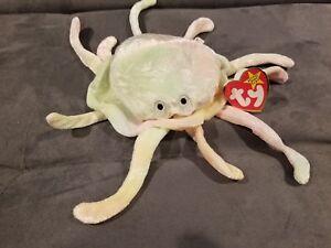 19270e50c16 Image is loading TY-Beanie-Baby-034-Retired-034-Goochy-Jellyfish-