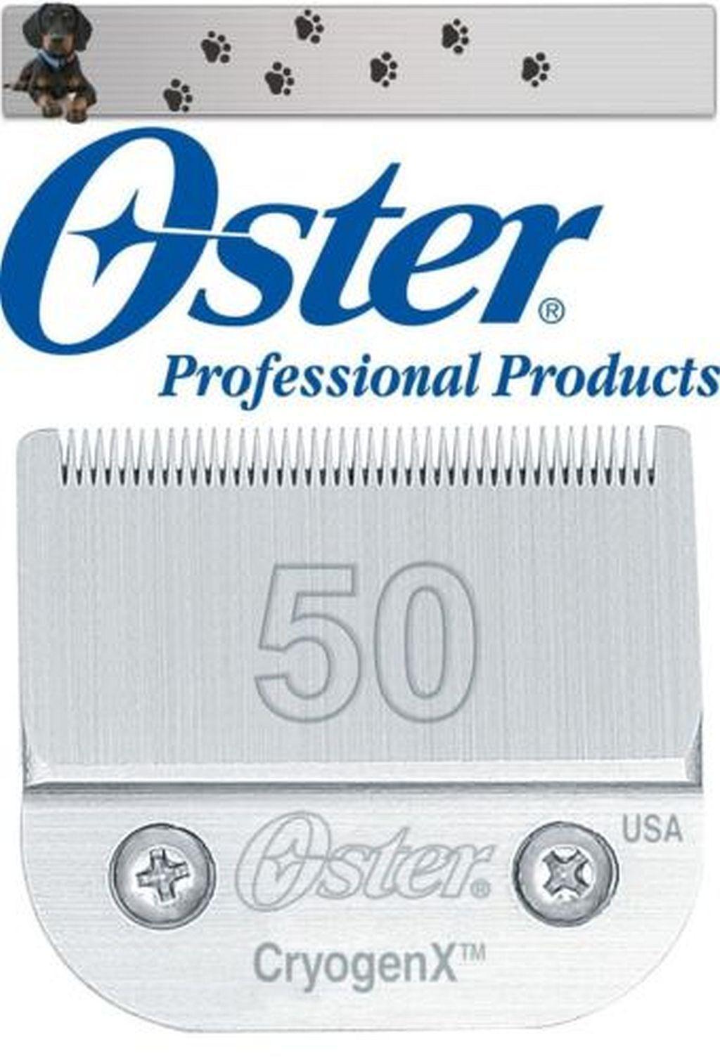 Oster 0,2 MM TESTINA DI RASATURA Moser 1245 MAX 45 NUOVO