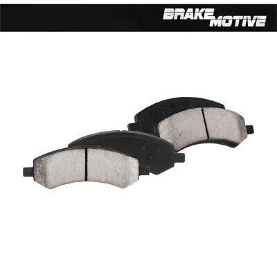Front Ceramic Brake Pads For Chrysler Aspen Dodge Durango Ram 1500