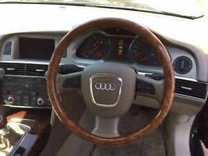 Audi-A6-C6-Wood-Steering-Wheel-2004-2011