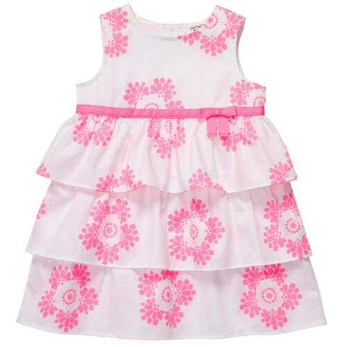 Carter/'s 2 Piece Dress and Matching Bloomers ~ Pick Your Size /& Color ~ NWT