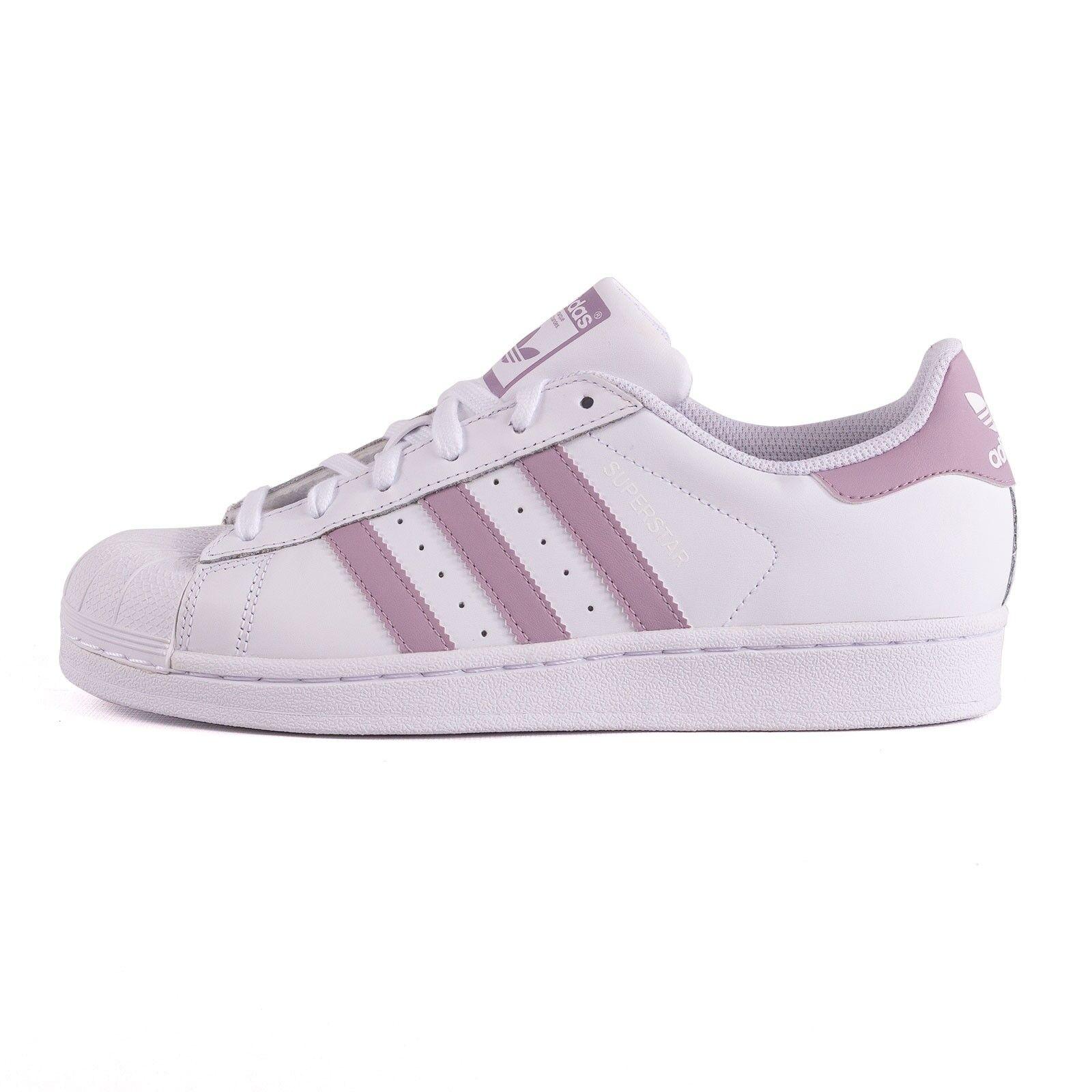 Adidas Superstar W W W Zapatos Zapato de Señora Deportiva Color blancoo Sofvis 51501  promociones emocionantes