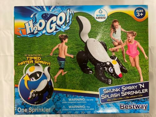 Bestway 52263E Skunk Spray N Splash Brinquedo Água divertido do aspersor