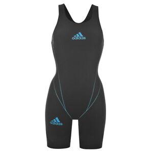 a6de8c789c26 Image is loading Adidas -Adizero-GLD20W-Ladies-Competition-Suit-Swimsuit-Swimming-