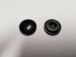 10 Stück Blindstopfen Gummi Stopfen Verschlußstopfen Bohrlochabdeckung ID 11,5mm