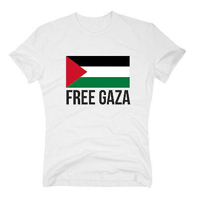 PALESTINE T-Shirt Free Gaza Palästina Shirt Tee NEU S-3XL