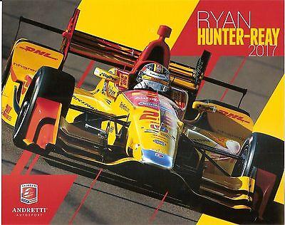 2017 ESTEBAN GUTIERREZ INDIANAPOLIS 500 HERO PHOTO CARD INDY CAR HONDA RACING
