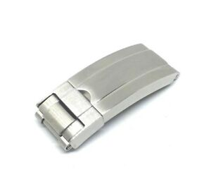 BRUSHED-GLIDELOCK-9X9-DEPLOYMENT-CLASP-FOR-CERAMIC-SUBMARINER-116610