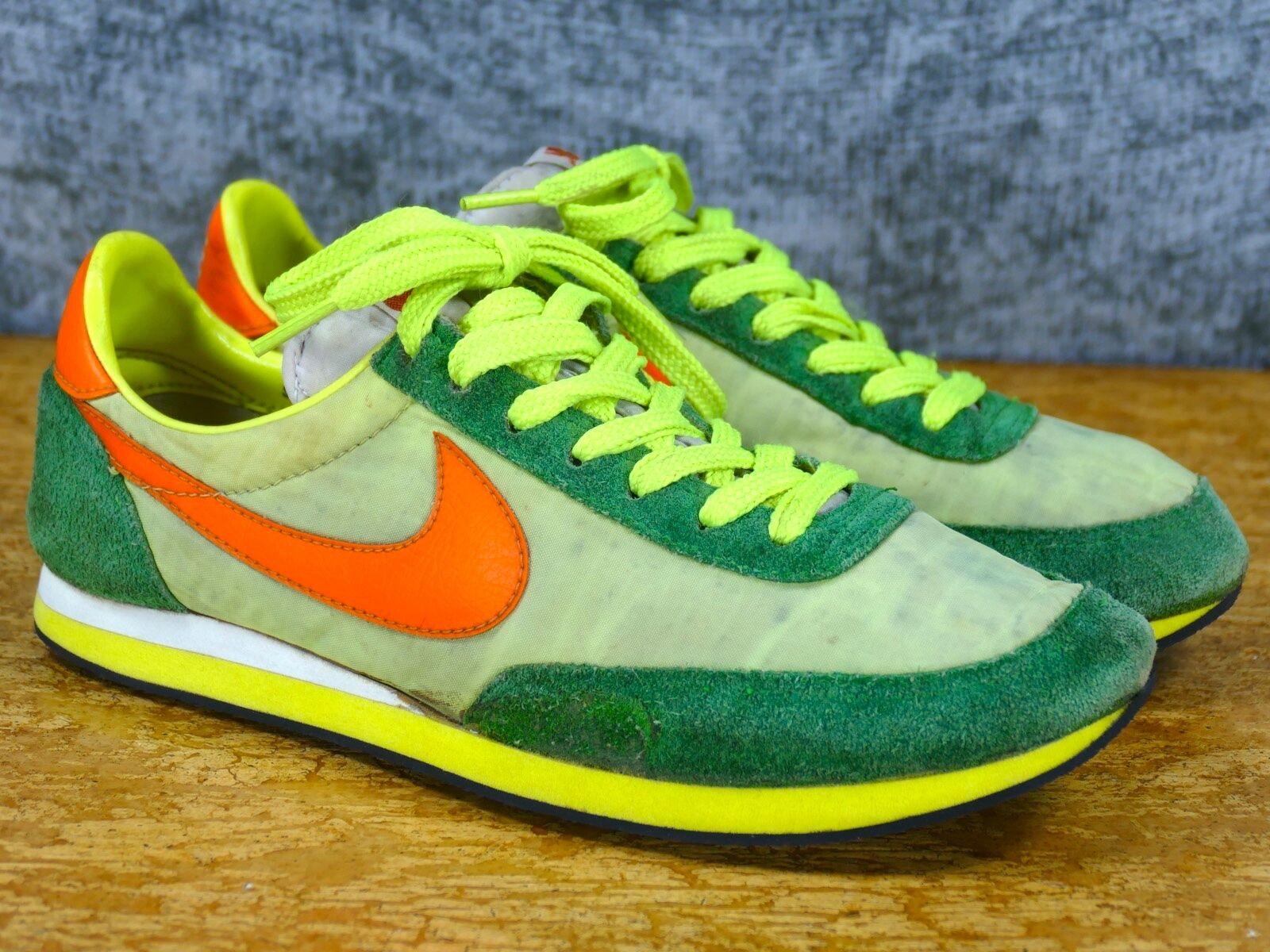1980 - Nike Vainqueur Sz 11 - 1980 vintage original track spikes vainquere 1980s 80s 4443b1