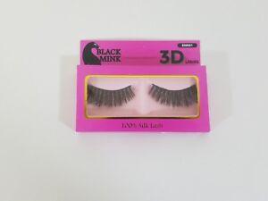 d8777d66224 Image is loading BLACK-MINK-3D-Lashes-100-Silk-Lash