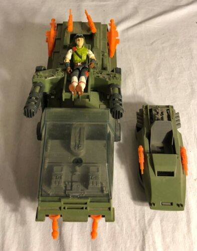 1986 HAVOC /& Cross Country complet Complet GI Joe Véhicule