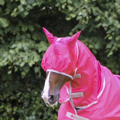 Bucas Freedom Fly Mask Paradise Pink Fliegenmaske