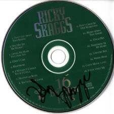 Ricky Skaggs - 16 Biggest Hits CD