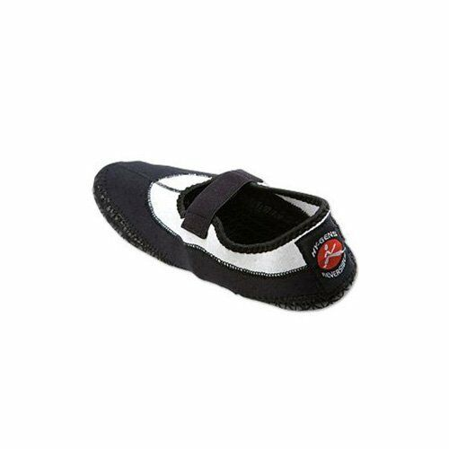 Hy-Gens Martial Arts or Fitness Shoes - Adult Black & White