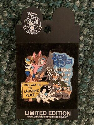 Disney crest of the Kingdom the mad tea party pin presale 9//26//19