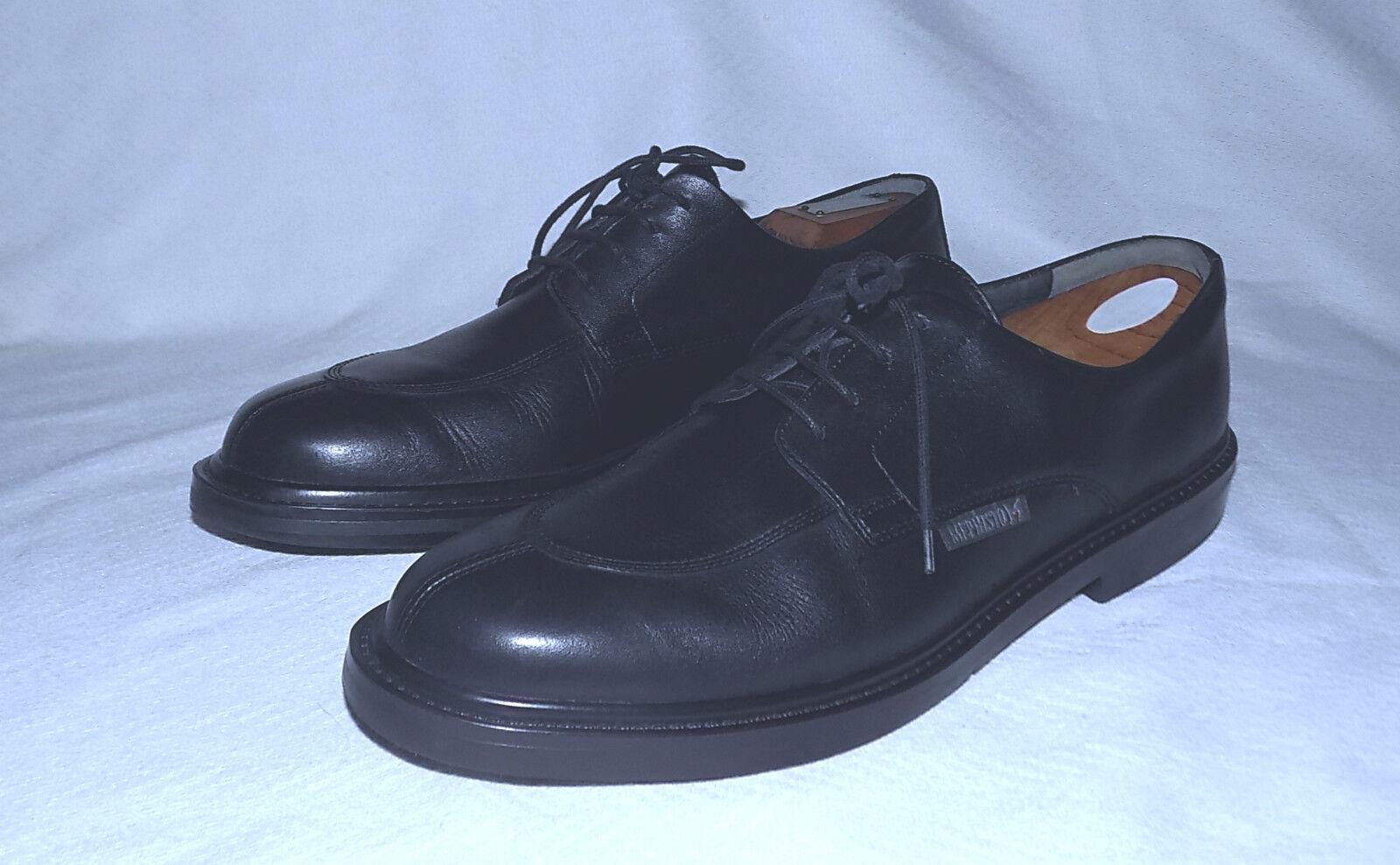 negozio online MEPHISTO Genuine Leather comfort Rubber sole Dress scarpe-Dimensione scarpe-Dimensione scarpe-Dimensione 11M Usa-nero-Good  economico