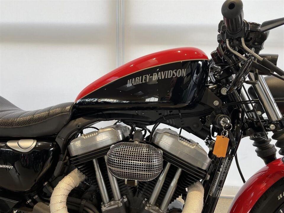 Harley-Davidson, XL 1200 N Sportster Nightster, ccm 1200