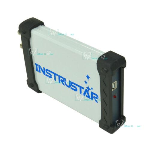 Virtual PC Based Oscilloscope 2CH 20MHz 48MSa//s Spectrum Analyzer Data Recorder