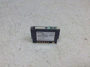 Allen-Bradley-1734-OB4E-Ser-C-Rev-A02-F-W-3-002-Point-I-O-Output-Module-VT