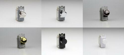 Varilight V-Pro Series 0-120 W Bord de fuite DEL Power Grid Dimmer Module GJP100
