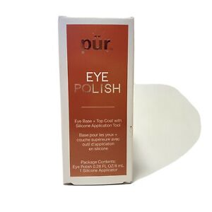 Pur Minerals Silk Eye Polish 0.28 Ounce/ 8ml with Application Tool NEW
