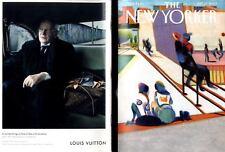 NEW YORKER MAGAZINE 17 SEP 2007, LARRY CRAIG, HILLARY CLINTON, BILL CLINTON,