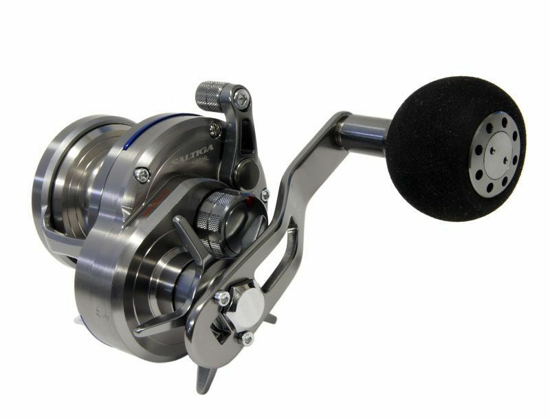 Daiwa 15 SALTIGA 10-HL Baitcasting Reel for Jigging