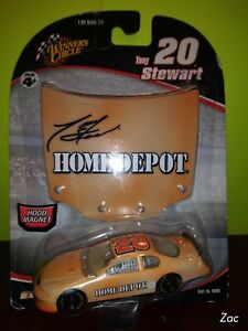 Image Is Loading 2000 Tony Stewart 1 64 Home Depot 1999