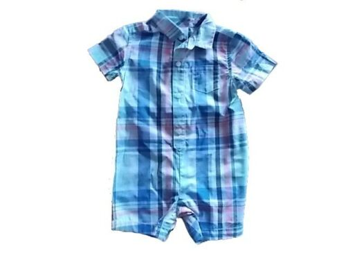 NWT Boy/'s Gymboree Island Hopper short sleeve shirt shorts ~ 0 3 6 months