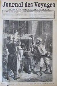 Zeitung-der-Voyages-Nr-458-von-1886-Tuerkei-die-Verrueckte-aus-Konstantinopel