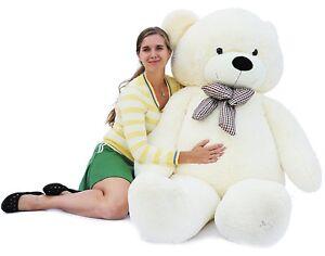 Joyfay-Giant-Teddy-Bear-100-120-160-200-230-cm-Stuffed-Plush-Toy-Valentine-Gift