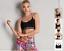 miniature 2 - Victoria's Secret VS Seamless Sport Bra Workout Active Wear Size Small Large