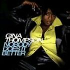 Gina Thomson - Nobody Does It Better